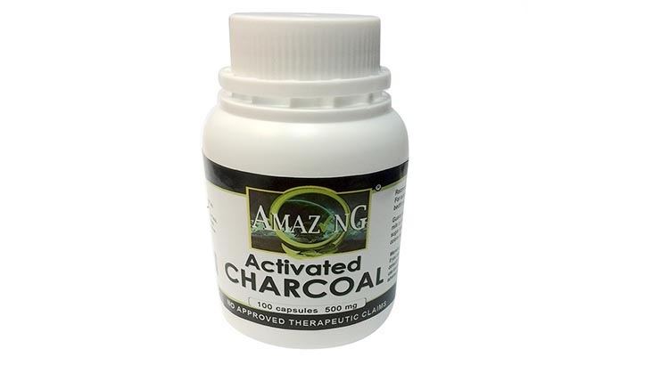 Amazing Activated Charcoal Food Supplement Reviews