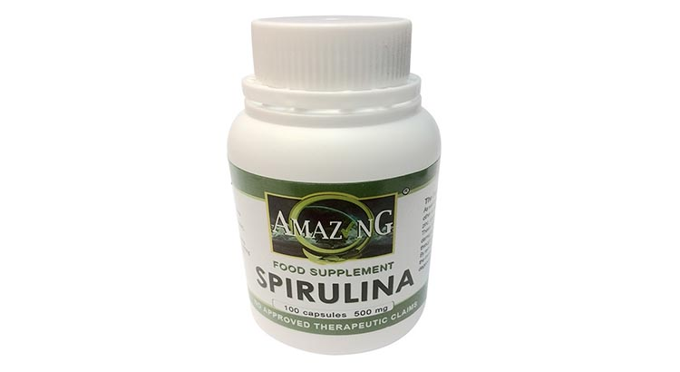 Amazing Food Supplement Spirulina Reviews