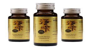 Fucoidan Umi No Shizuku Liquid Dietary Supplement Reviews