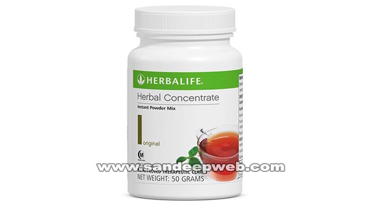 Herbal Tea Concentrate Instant Powder Mix By Herbalife Reviews