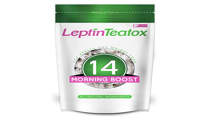 LeptinTeatox Morning boost by Leptin for health and weight loss reviews