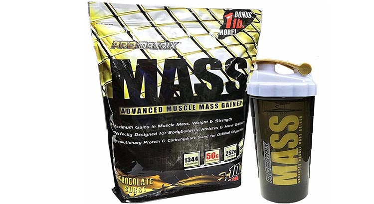 Promatrix Mass Advanced Muscle Mass Gainer for Maximum Gians in Muscle Miass Reviews