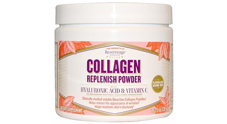 The Beauty of Reserveage Nutrition Collagen Replenish Powder with Hyaluronic Acid and Vitamin C Reviews