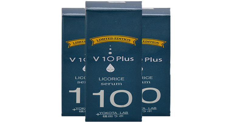 V10 Plus Licorice Serum 10 by Yokota Lab Reviews