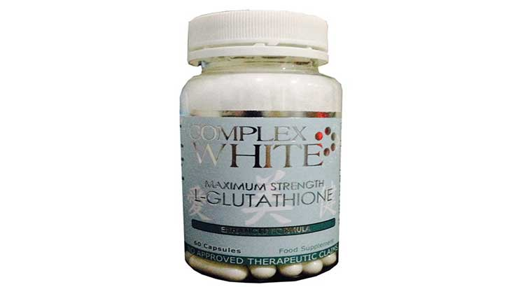 Complex-White-Maximum-Strength-L-Glutathione-Enhanced-Formula-Reviews