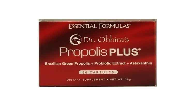 Dr-Ohhiras-Propolis-Plus-Brazilian-Green-Propolis-Probiotic-Extract-and-Astaxanthin-by-Essential-Formulas-Reviews