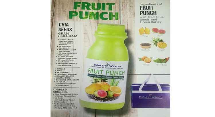 Fruit-Punch-with-real-chia-seeds-and-green-barley-by-Health-Wealth-Reviews