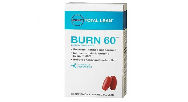 GNC-Total-Lean-Burn-60-Cinammon-Flavored-Tablets-Reviews
