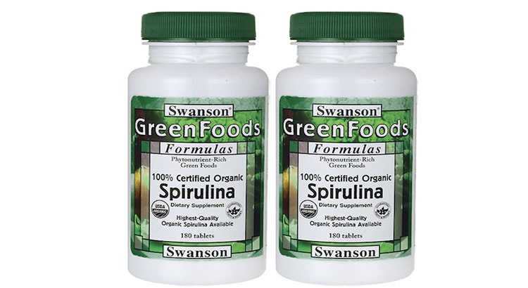 Swanson-Green-Foods-Spirulina-Reviews