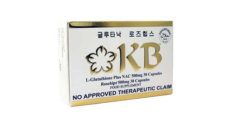 KB-L-Glutathione-capsules-Reviews