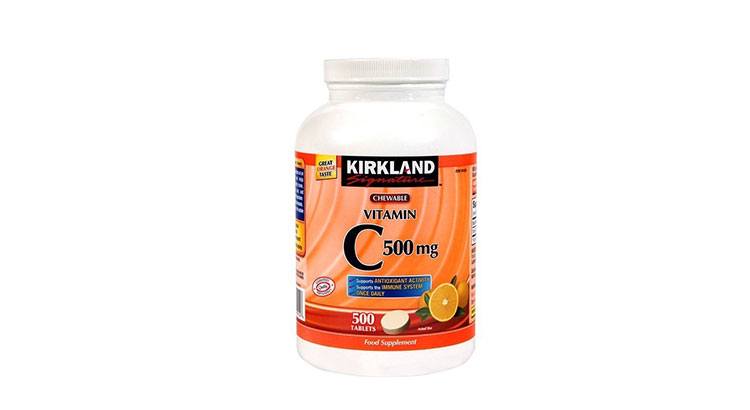Kirkland-Signature-Chewable-Vitamin-C-500MG-Reviews