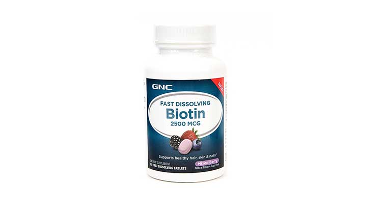 GNC-Fast-Dissolving-Biotin-Reviews