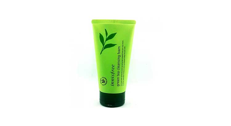 Innisfree-Green-Tea-Cleansing-Foam-Reviews