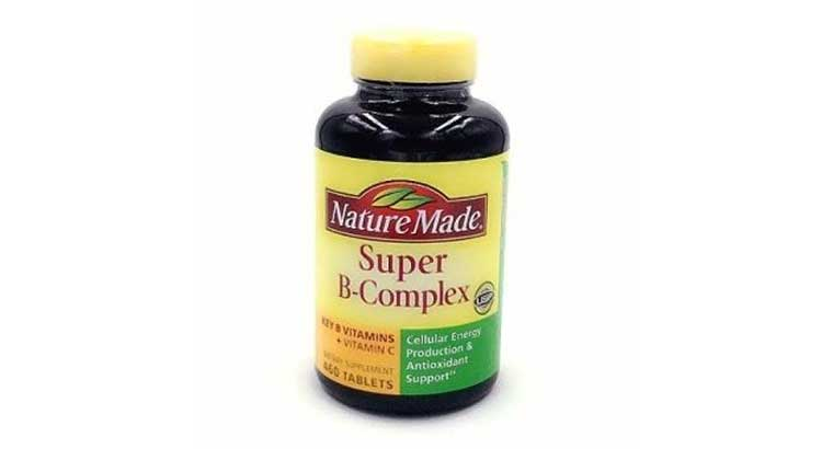 Nature-Made-Super-B-Complex-Reviews