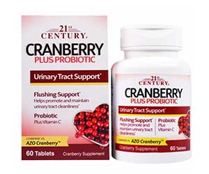 21st-Century-Cranberry-Tablets-Reviews