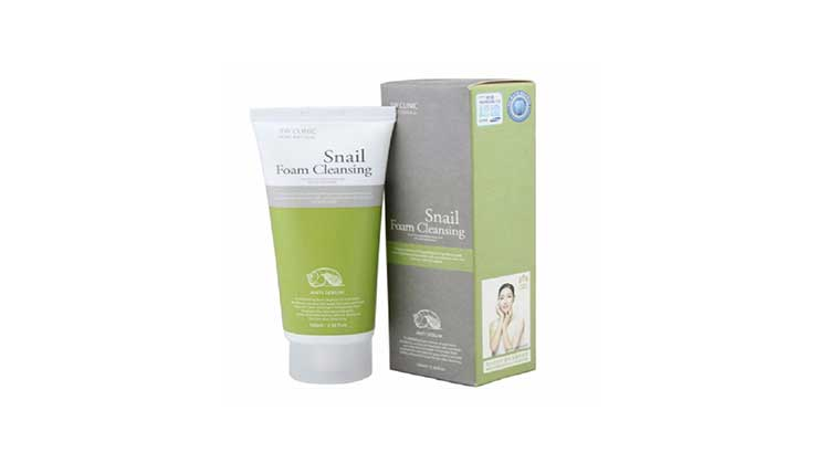 3W-Clinic-SNAIL-Foam-Cleansing-Anti-Serum-Reviews