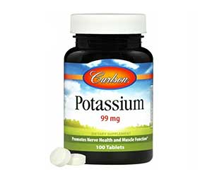 Carlson-Potassium-Supplement-Reviews
