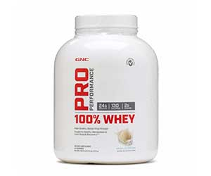 GNC-Pro-Performance-Whey-Protein-Powder-Drinks-Reviews