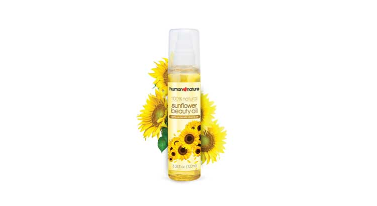 Human-Nature-Sunflower-Beauty-Oil-Reviews