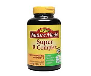 Nature-Made-Super-Vitamin-B-Complex-Supplement-Reviews