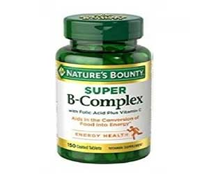 Natures-Bounty-Super-Vitamin-B-Complex-Capsules-Reviews