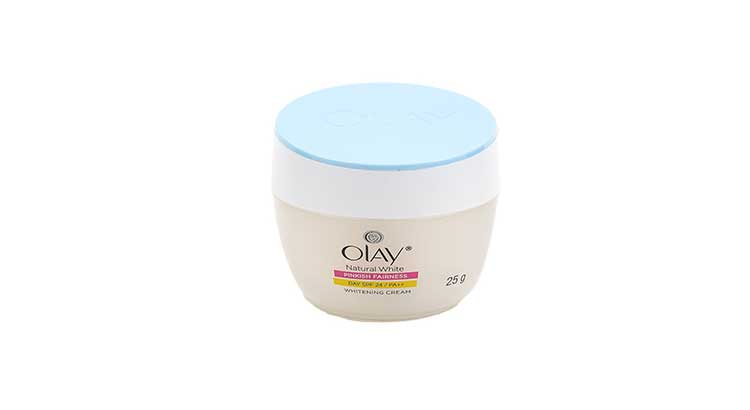 olay whitening cream