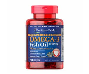 Puritan's-Pride-Omega-3-Fish-Oil-Capsules-Reviews