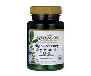 Swanson-High-Potency-Vitamin-D3-Supplement-1000-IU-Reviews