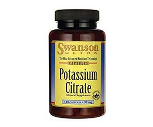 Swanson-Ultra-Potassium-Citrate-Capsules-Reviews