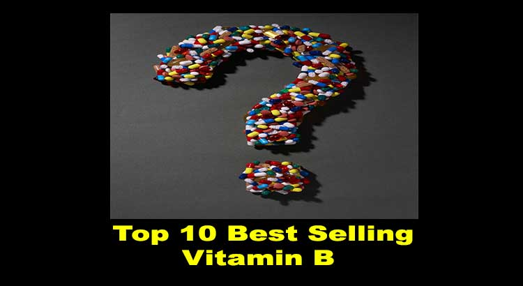 Top 10 Best Selling Vitamin B Supplement Brands Philippines