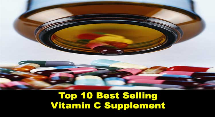 Top 10 Best Selling Vitamin C Supplement Brands Philippines