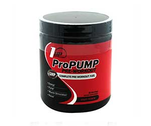 1UP-Nutrition-Pro-Pump-Complete-Pre-Workout-Drink-Reviews