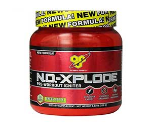 BSN-N.O.-Xplode-Pre-Workout-Ignite-Drink-Powder-Review