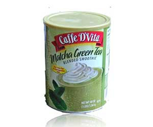 Caffe-D'Vita-Matcha-Green-Tea-Blended-Smoothie-Reviews