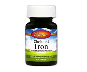 Carlson-Chelated-Iron-Supplement-Reviews