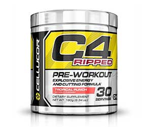 Cellucor-C4-Ripped-Pre-Workout-Shake-Reviews