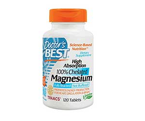 Doctor's-Best-High-Absorption-100%-Chelated-Magnesium-Reviews