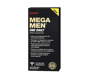 GNC-Mega-Men-One-Daily-Multivitamin-Caplets-Reviews