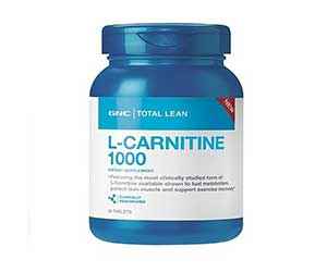 GNC-Total-Lean-L-Carnitine-1000-Tablets-Reviews