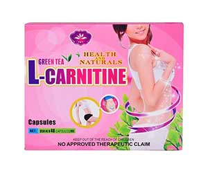 Health-and-Naturals-Green-Tea-L-Carnitine-Capsules-Reviews