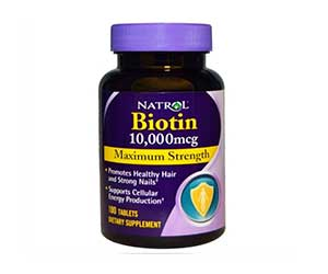 Natrol-Biotin-10,000-MCG-Maximum-Strength-Tablets-Reviews