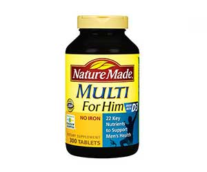 Nature-Made-Multivitamin-for-Him-Reviews