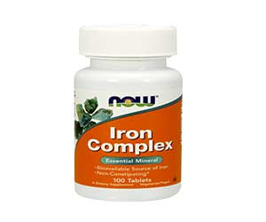 Now-Iron-Complex-Vitamin-Tablets-Reviews