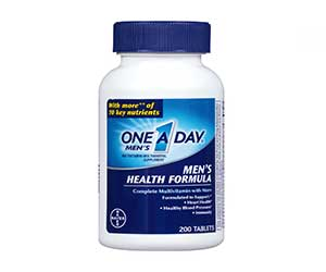 One-A-Day-Men's-Multivitamins-Health-Formula-Reviews