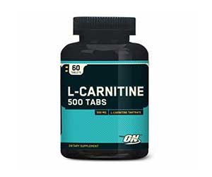 Optimum-Nutrition-L-Carnitine-Supplement-500-Tabs-Reviews