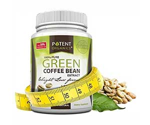 Potent-Organics-Green-Coffee-Beans-Tablets-Reviews