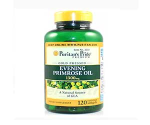 Puritan's-Pride-Evening-Primrose-Oil-1300mg-Reviews