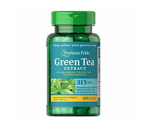 Puritan's-Pride-Green-Tea-Weight-Loss-Capsules-Reviews