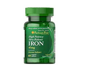 Puritan's-Pride-High-Potency-Iron-Coated-Tablets-Reviews
