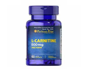 Puritan's-Pride-L-Carnitine-Supplement-Reviews